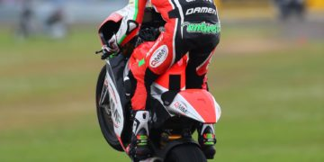 Anthony West at Assen 201
