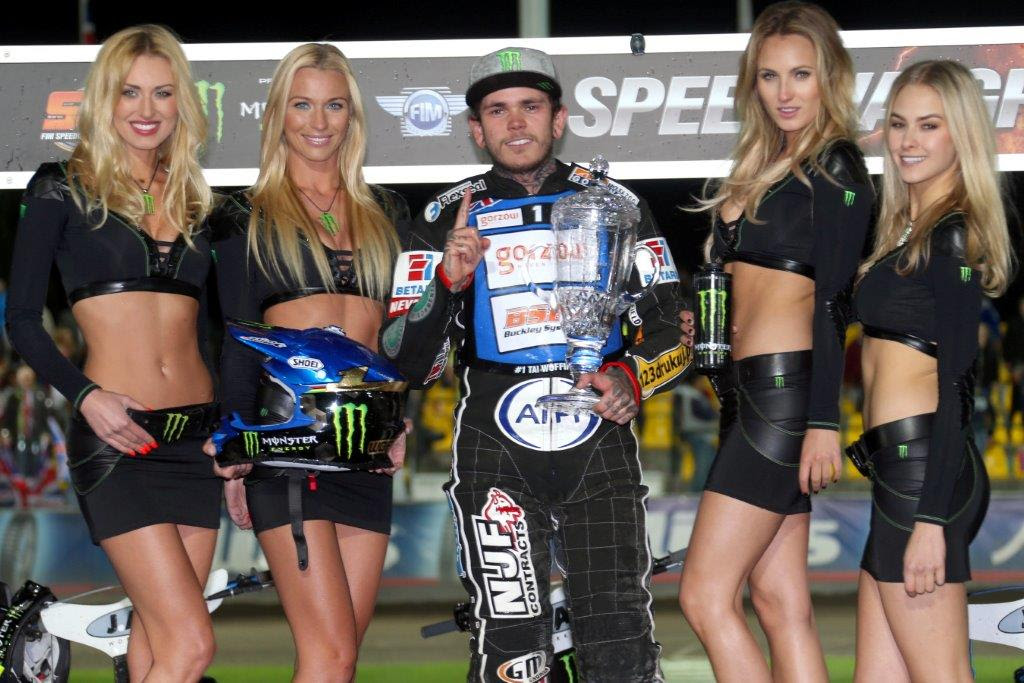 "World champion Tai Woffinden admits he has never had to work harder to dig himself out of a ""pretty deep"" rut after his second straight Czech FIM Speedway Grand Prix win in Prague on Saturday night."