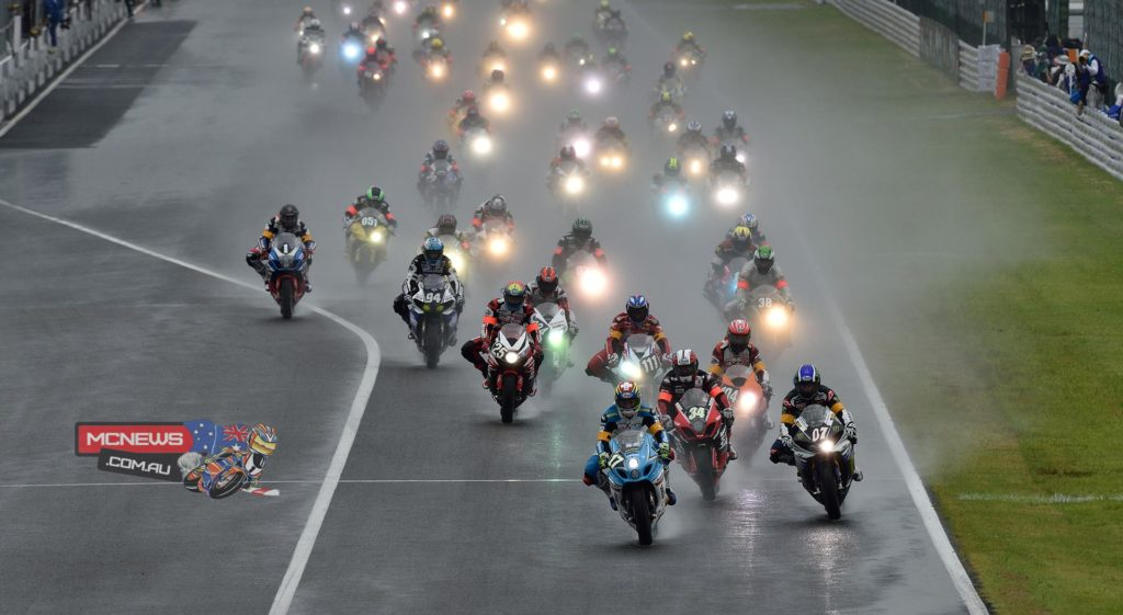 Suzuka 8 Hour Start