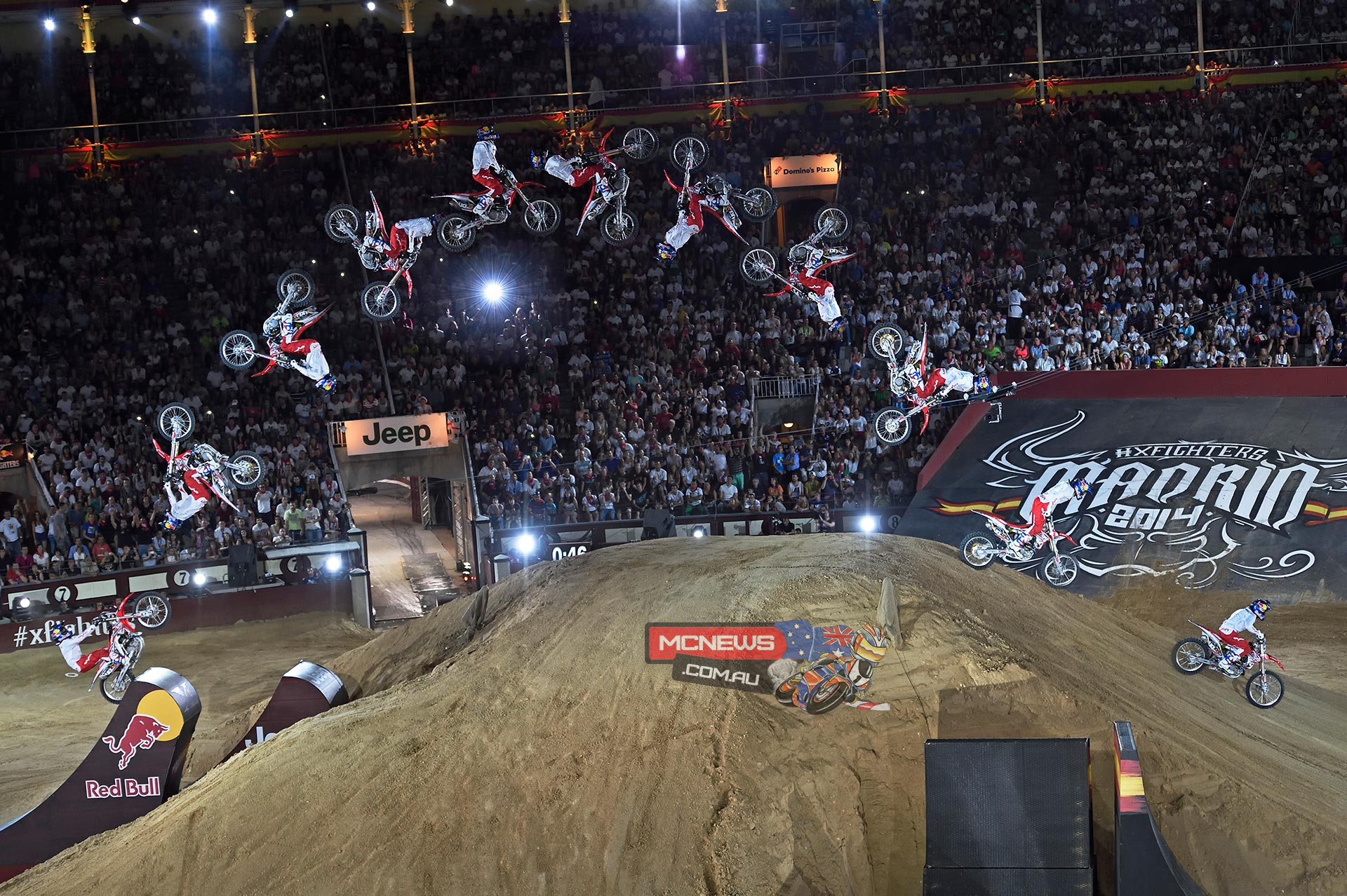 Australia's Josh Sheehan has mastered one of the most daunting jumps Red Bull X-Fighters has ever seen and used the Double Backflip to put himself into championship contention.