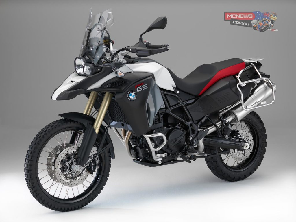 2015 BMW F 800 GS Adventure