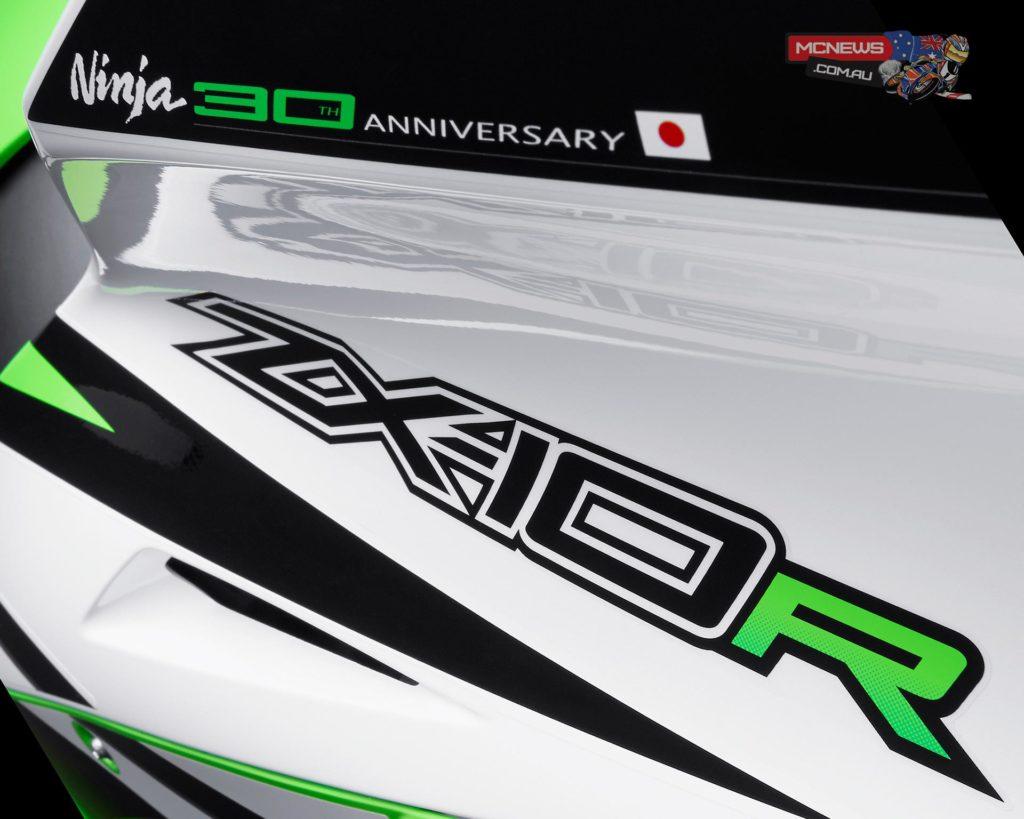2015 30th Anniversary Ninja ZX-10R ABS