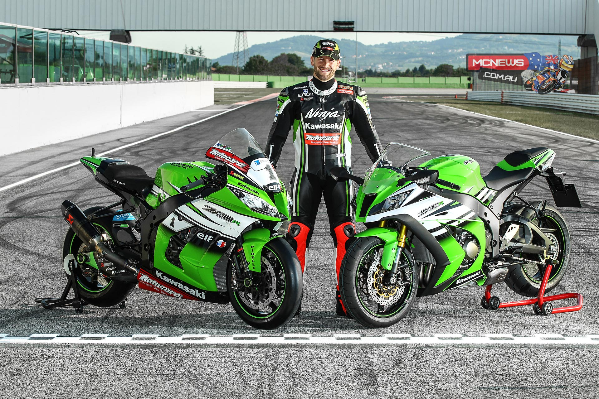 2015 30th Anniversary Ninja ZX-10R ABS