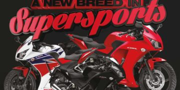 Make Your Honda CBR300R Dreams Come True With New Launch Finance Offer