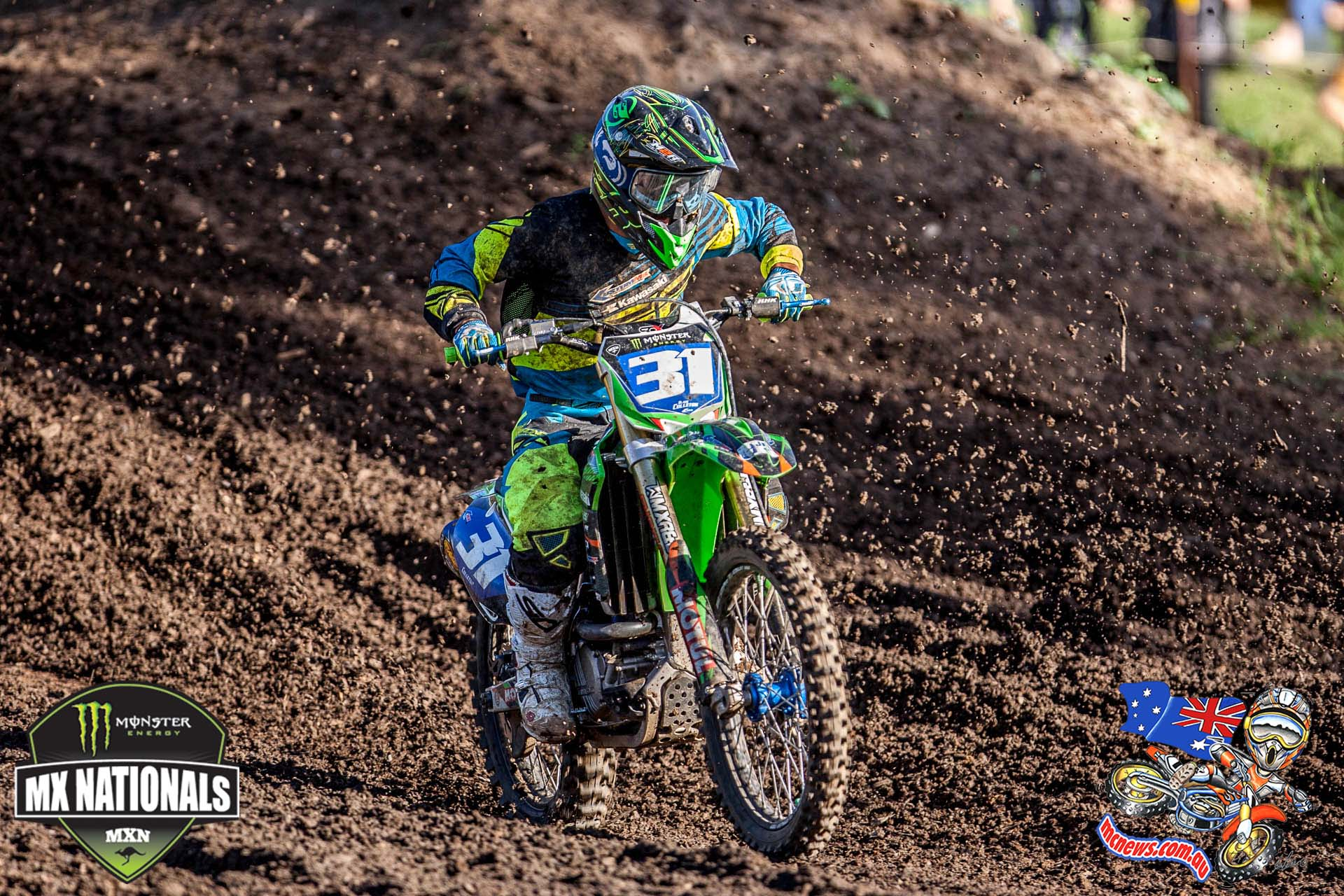 Blake Colleton - MX Nationals will be holding a fundraising dinner to assist with Blake's recovery at the eighth round of the series at Raymond Terrace.