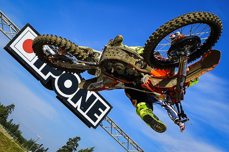 NO CHALLENGE FOR THE CHAMPIONS CAIROLI AND HERLINGS IN HYVINKÄÄ