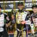 Hancock wins British GP from Woffinden & Ward