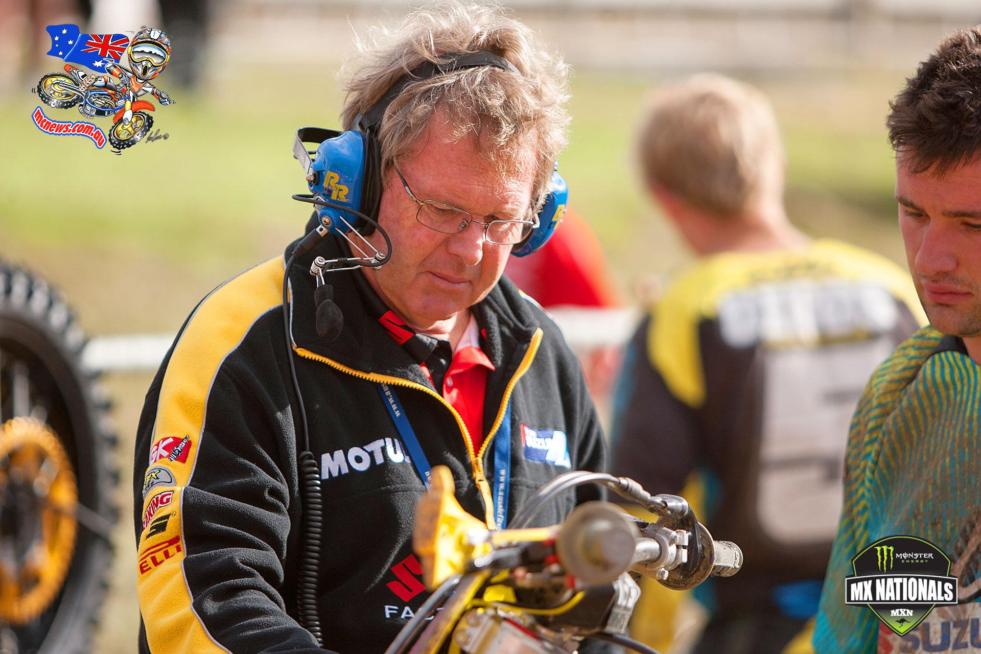 Jay Foreman – Motul Pirelli Suzuki