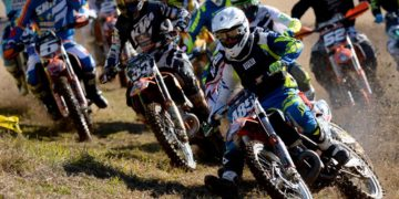 Caled Ward leads MX2 field at Conondale