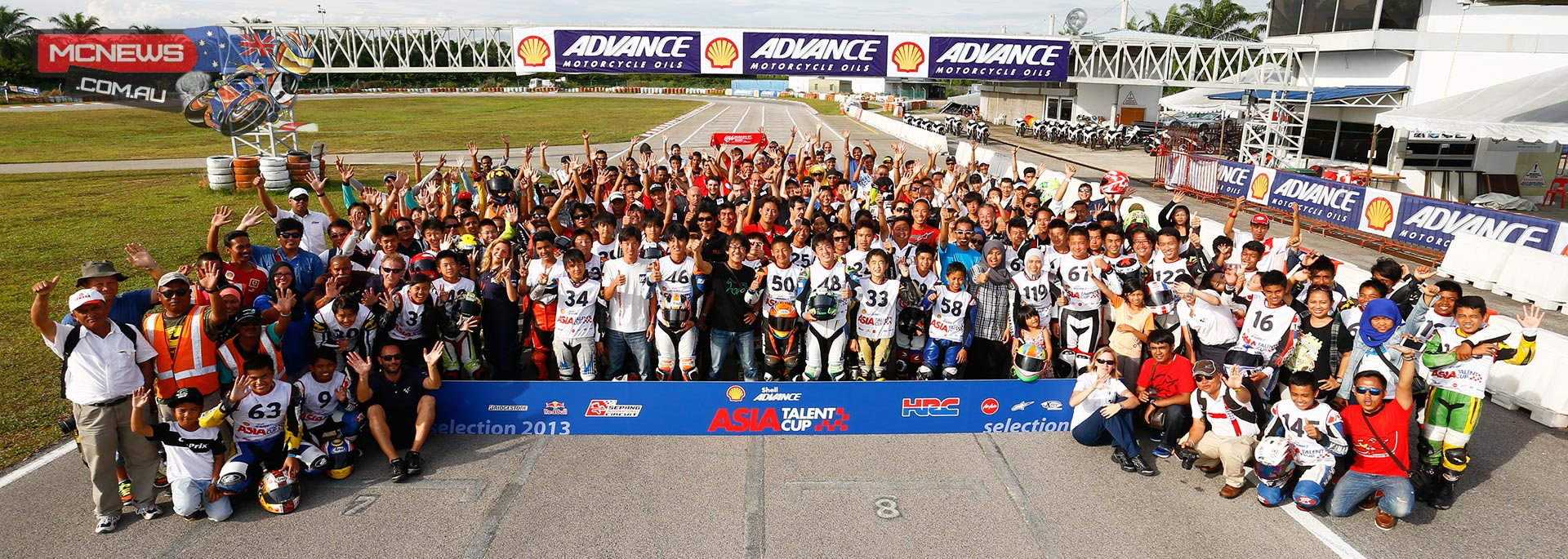 2015 Shell Asia Talent Cup registrations opening soon