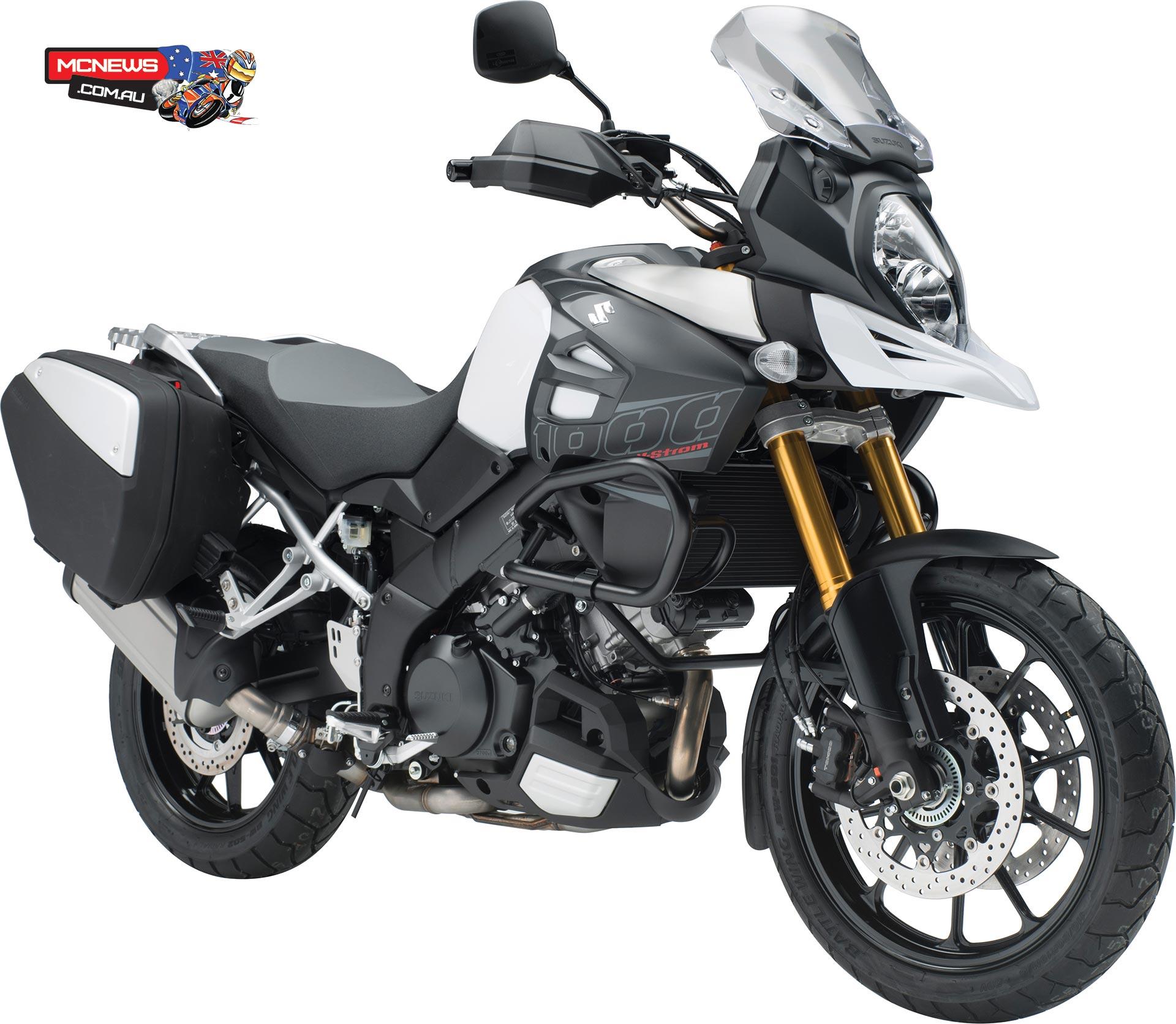 Suzuki DL1000 Accessory Packs