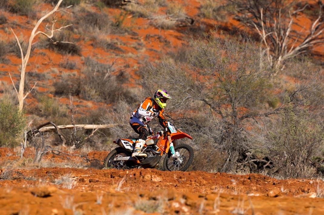 2014 Desert Tri-Series - Round 2 – Doorawarrah 500