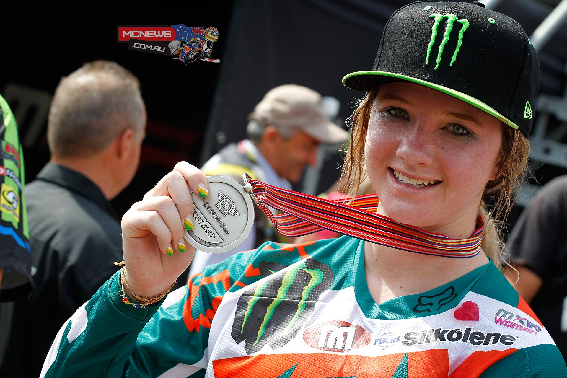 Kawasaki's Meghan Rutledge Takes 2nd Overall In FIM World WMX Championship