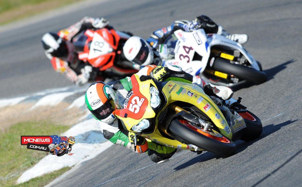 Formula Oz  - Paul Byrne in action -  Image: Dues Media