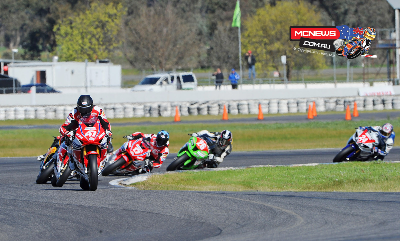 Swann Australasian Superbike Championship Round Four Winton