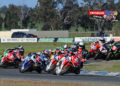 Maxwell and Herfoss share the Saturday AFX-SBK Superbike wins at Winton