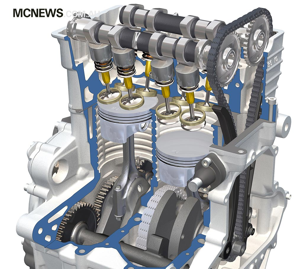 BMW C Engine