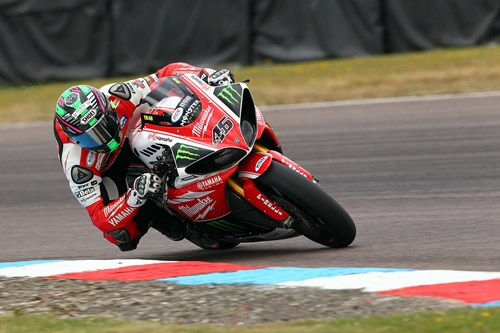 Tommy Bridewell quickest on Friday at Thruxton British Superbike
