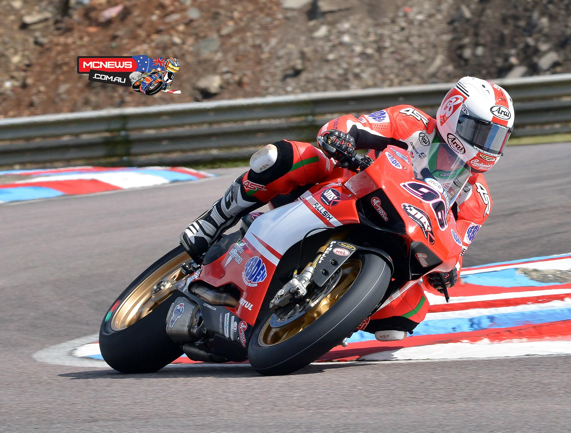 "Smrz held off the intense challenge of title-chasing Australian Josh Brookes on the Milwaukee Yamaha in the final session. He said: ""This is a really great feeling. Before the start of qualifying I had joked with the team that I could become the first to win a watch as the pole starter in both the World and British series! This is important for us as we improve every round, the bike is getting better in every session and we are working hard. I enjoying the bike and finally we are getting something back, now I hope for the same in the races!"""