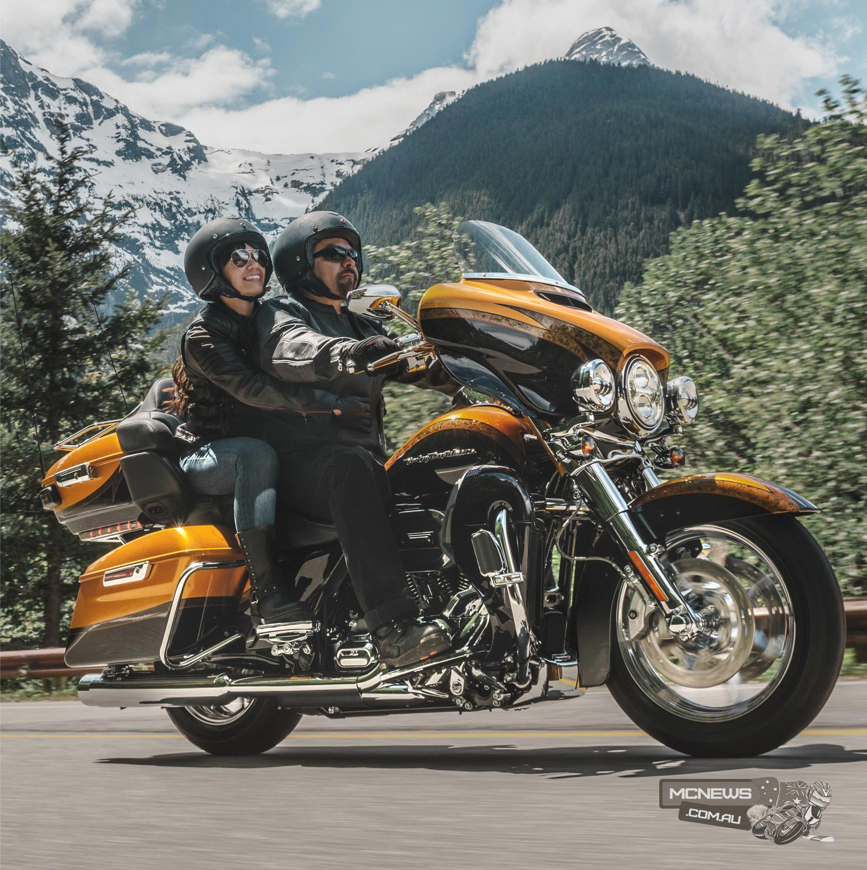 CVO Ultra-Limited 2015 Harley-Davidson