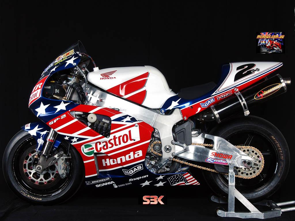 Colin Edwards 2002 Honda