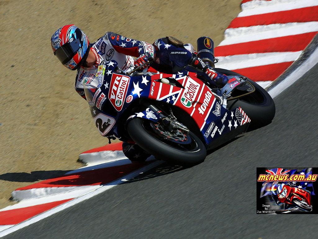 Colin Edwards 2002 Laguna Seca