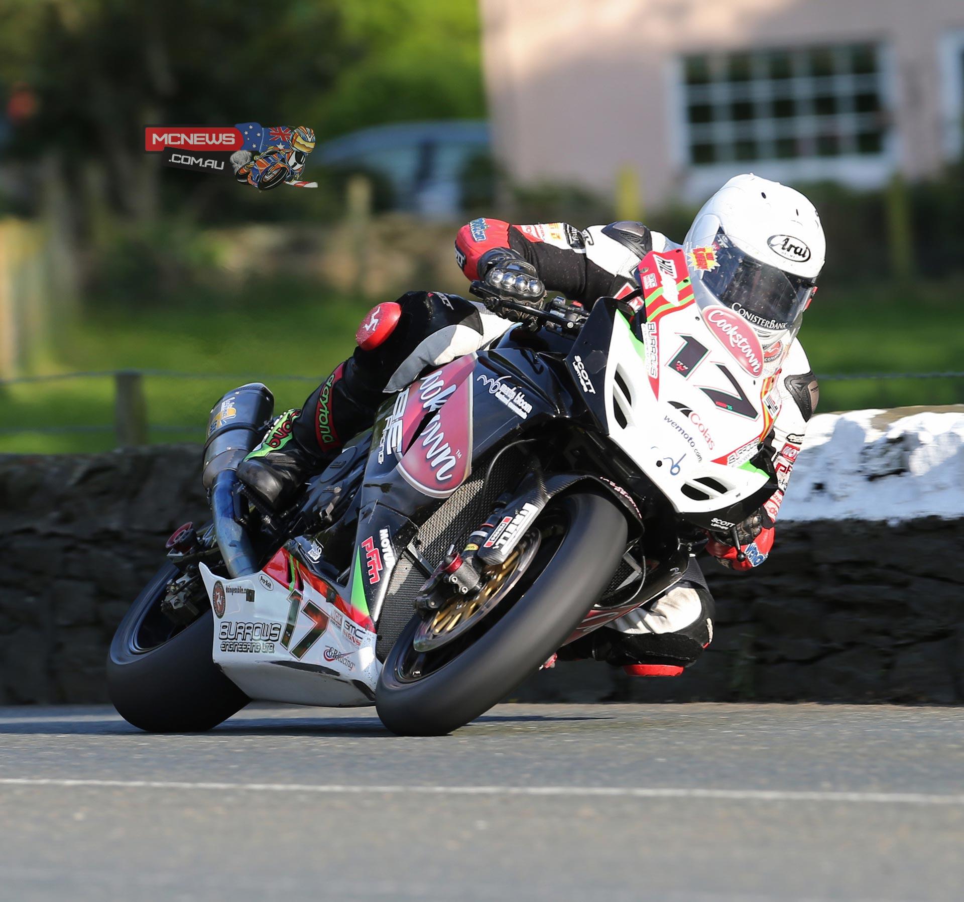 Dan Kneen Classic TT