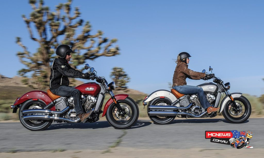 Indian release details of new Indian Scout