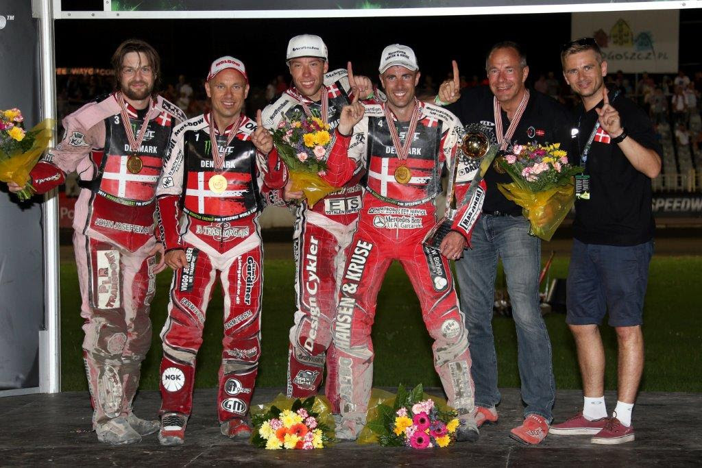 Danes takes Speedway World Cup from Poland; Australia third