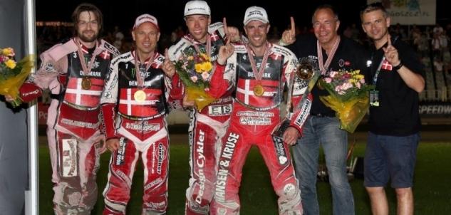 Denmark World Speedway Cup Team