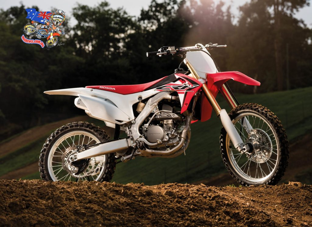 Finance Offer For The 2015 CRF250R And CRF450R Launch (2015 Honda CRF250R pictured)