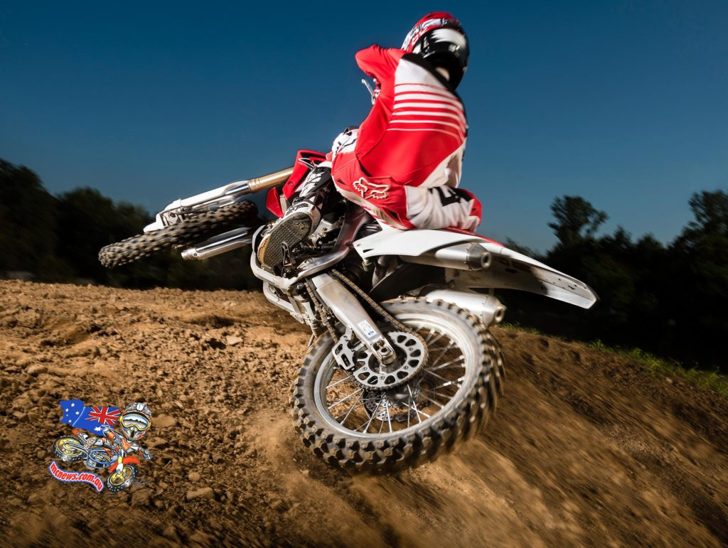 Finance Offer For The 2015 CRF250R And CRF450R Launch (2015 Honda CRF450R pictured)