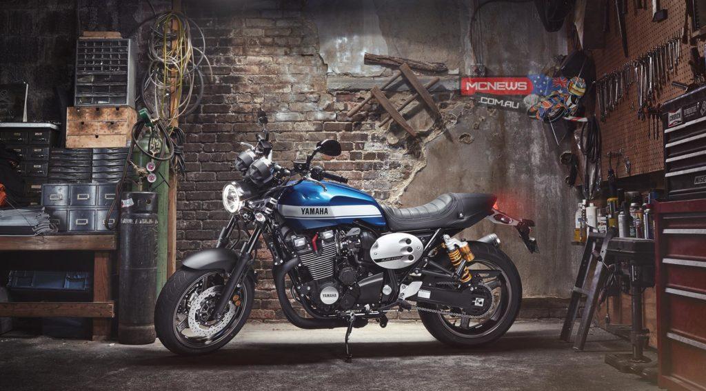Yamaha XJR1300  (2015)