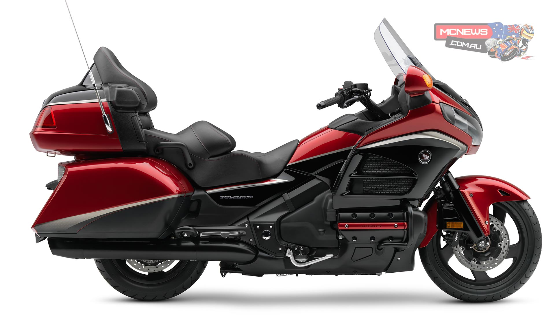 2015 GL1800 Gold Wing - Honda Gold Wing 40th Anniversary Model
