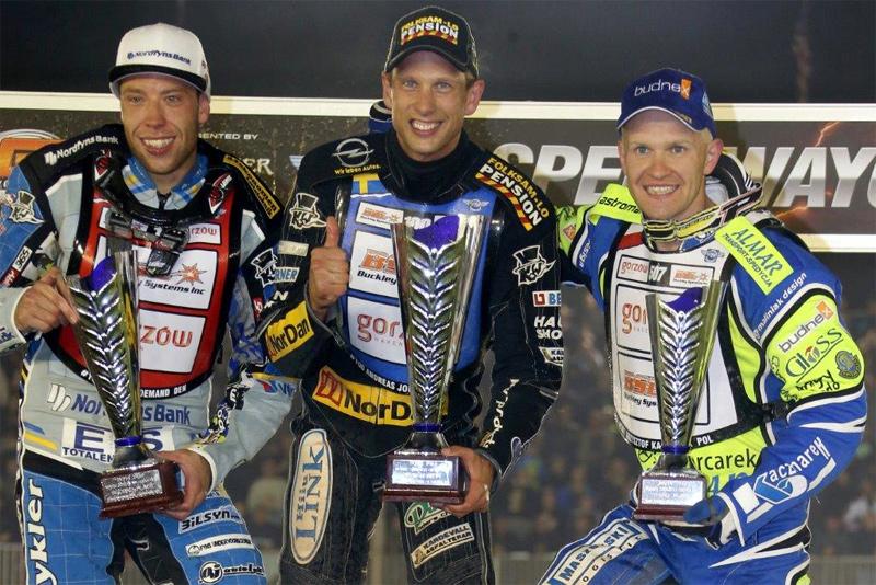 Andreas Jonsson won Nordic SGP at Vojens