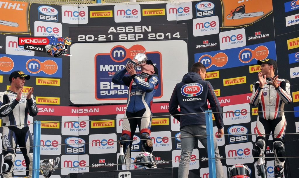 Billy McConnell's last lap Assen victory increases his lead in intense Supersport title chase