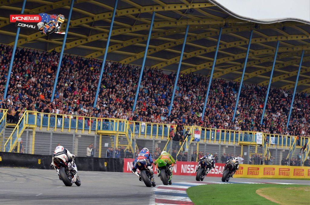 British Supersport Assen