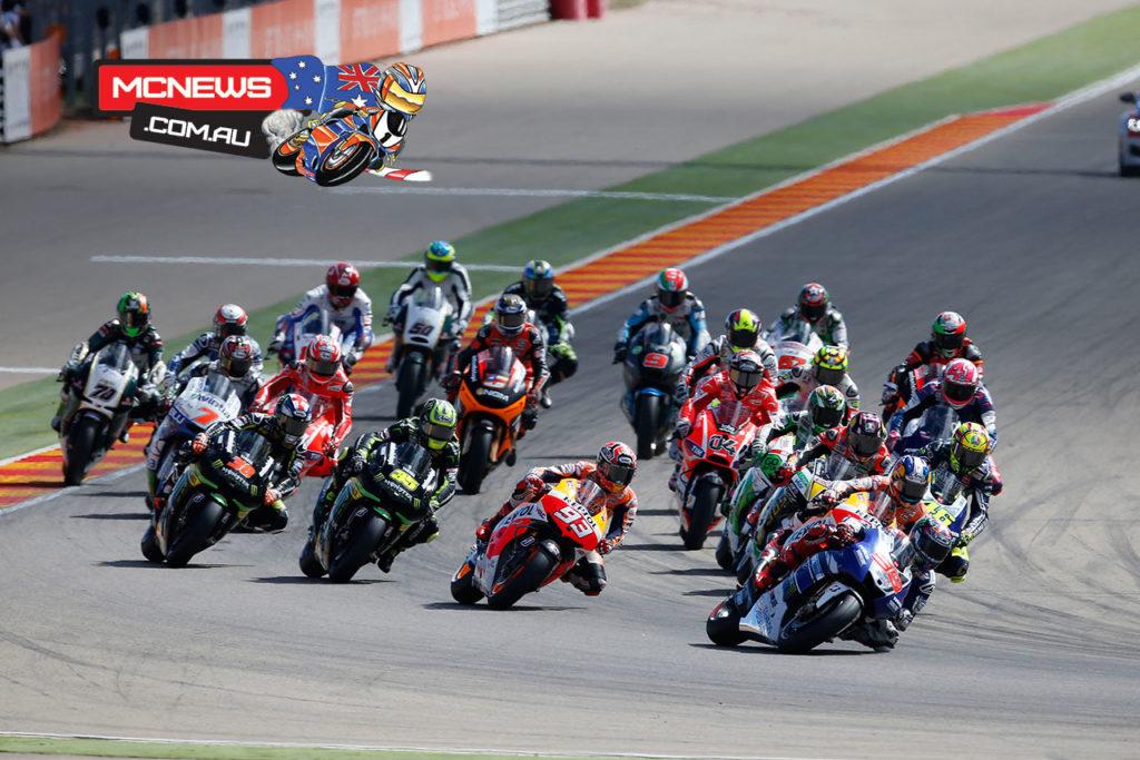 Aragon MotoGP 2013