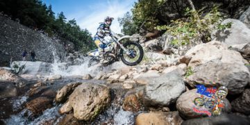 Graham Jarvis at Red Bull Sea To Sky 2014