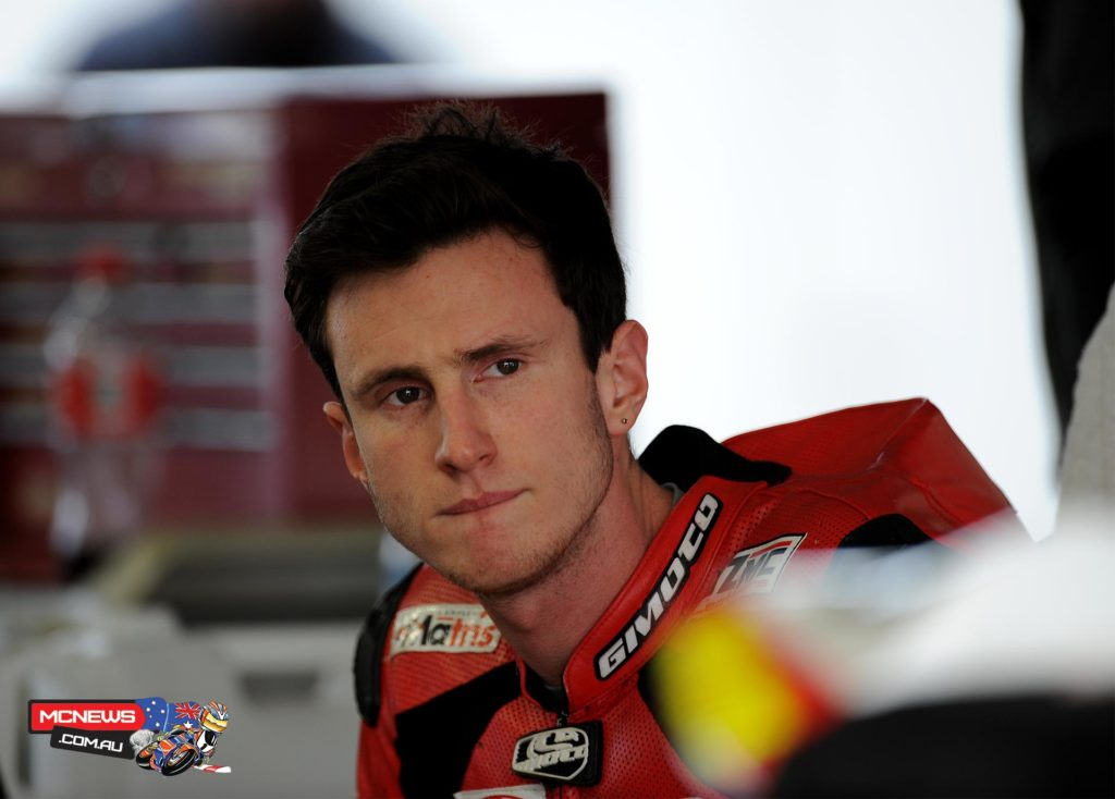 Jed Metcher to make BSB debut at Assen
