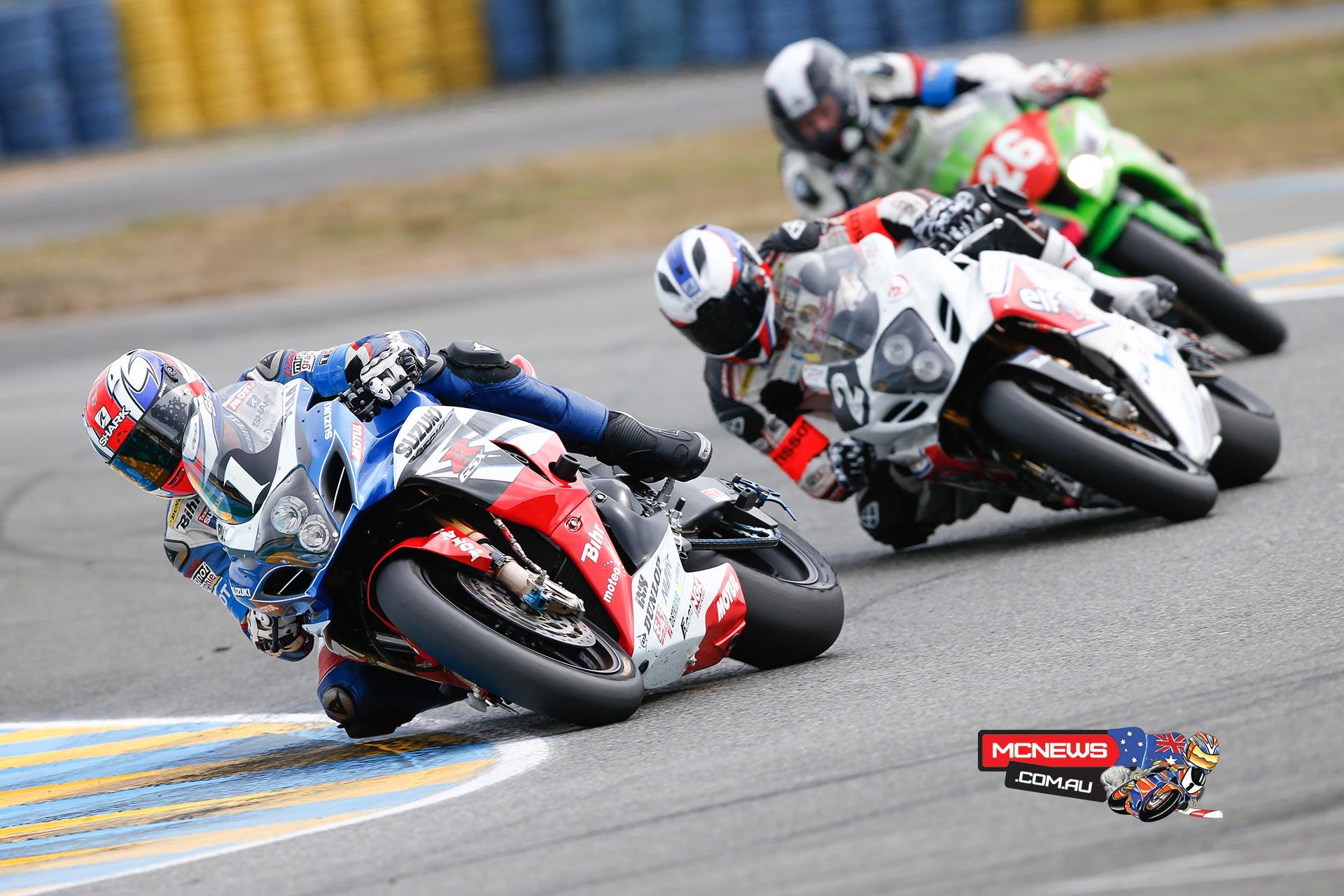 Le Mans 24 Hour 2014 Vincent Phillipe