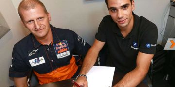 Miguel Oliveira takes Jack Miller's Moto3 KTM ride for 2015