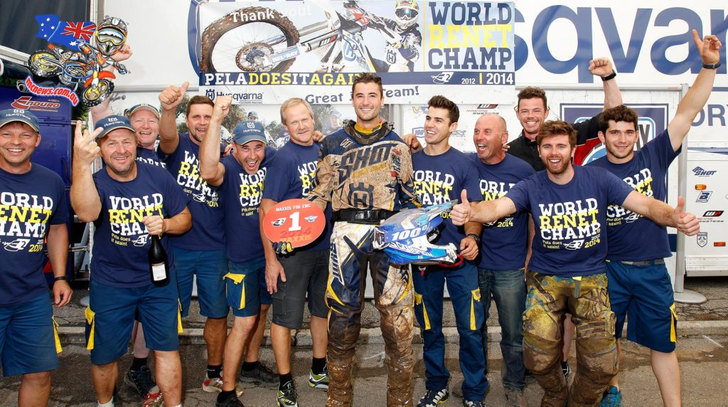 Pela Renet talks Enduro 2 World Crown