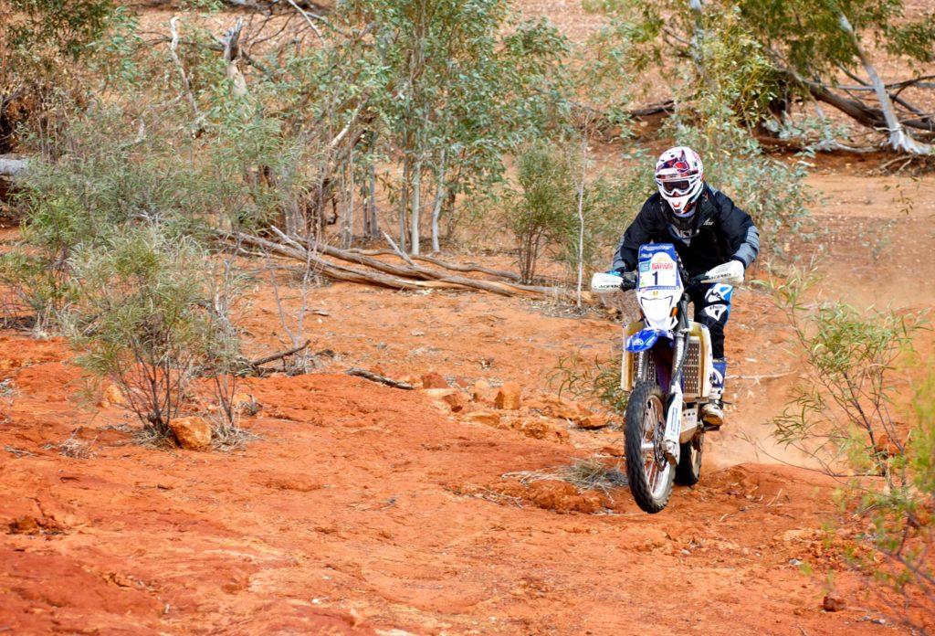 Rod Faggotter Australian Safari 2014