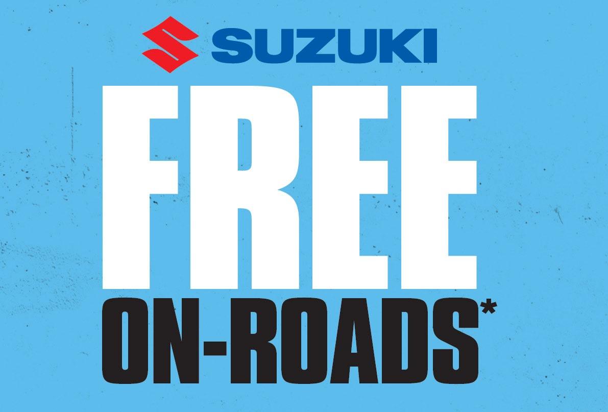 Suzuki Free On Roads