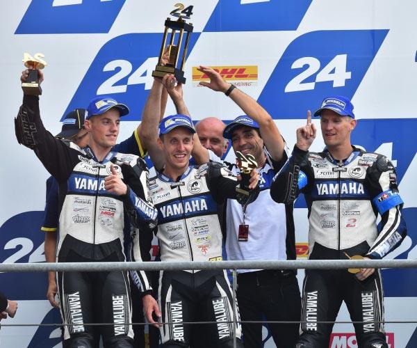 Yamaha Take 2014 World Endurance Championship Victory