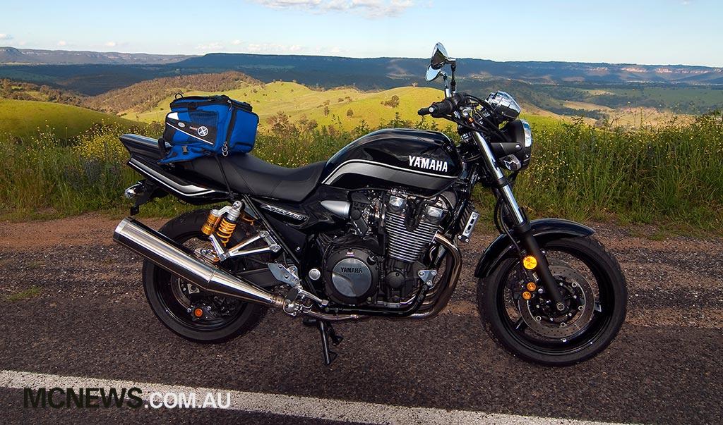 Yamaha XJR1300 Test 2011