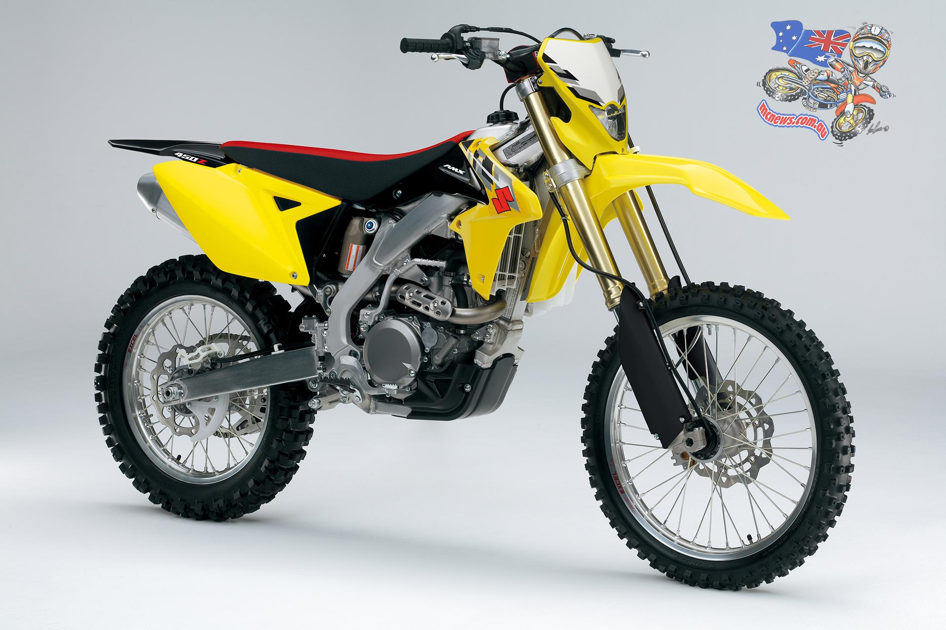 2015 Suzuki RMX450Z