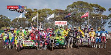 2014 Bulk Nutrients Australian Official Elite Sidecar Sross Australian Championship Horsham