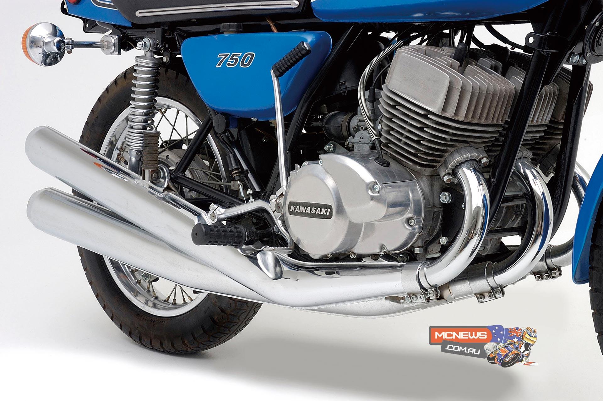 Kawasaki H2 - The original one      MCNews com au